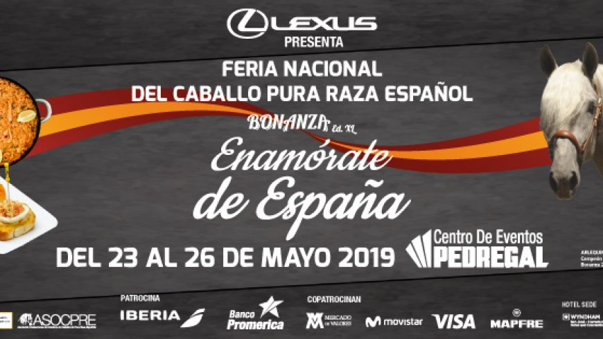 Bonanza Ed. XL – Enamórate de España 2019