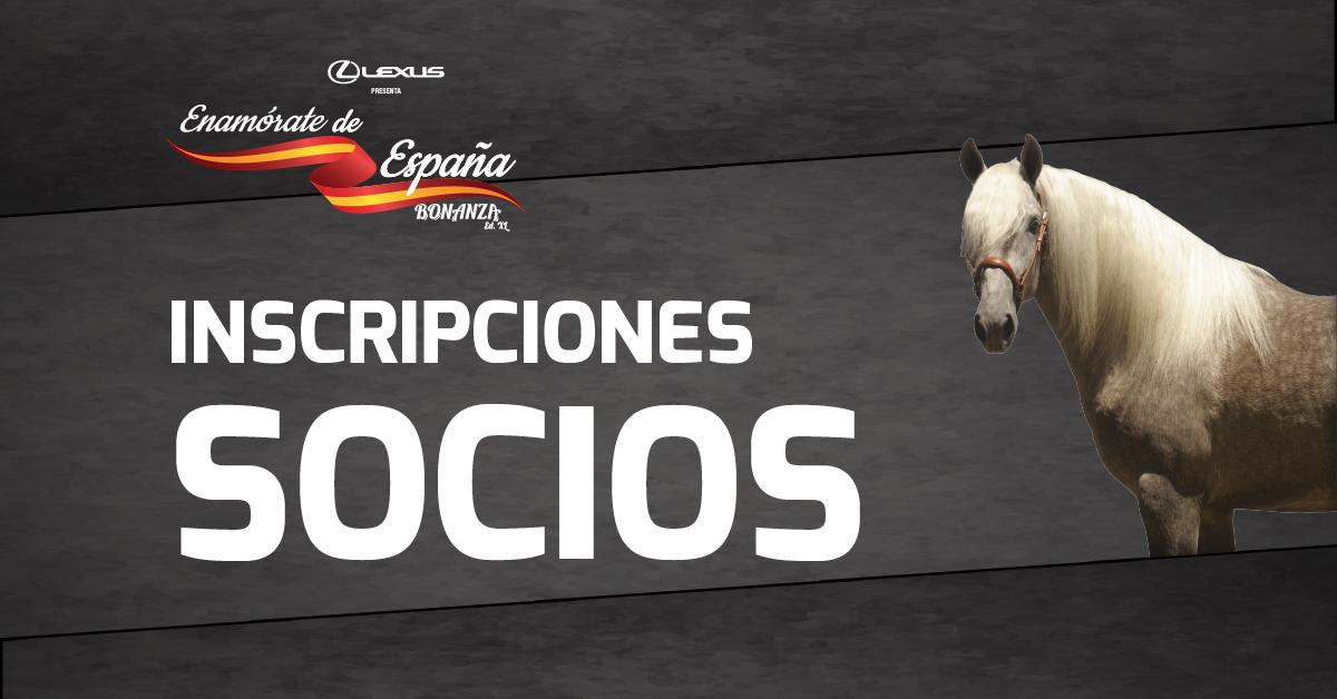 INVITACIÓN BONANZA XL 2019 – SOCIOS