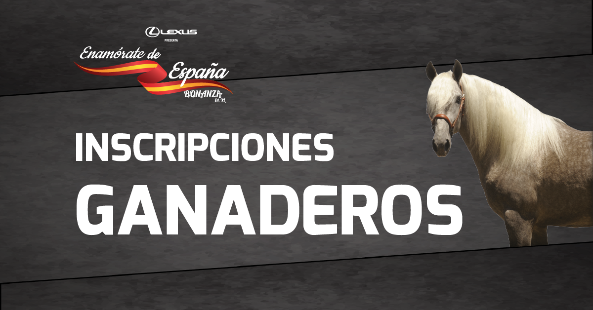 INVITACIÓN BONANZA XL 2019 – GANADEROS